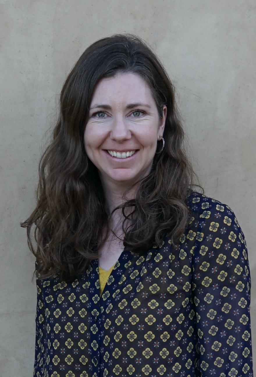 Recreation therapist Fiona Allen
